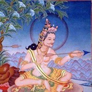 Saraha budhist master of yoga